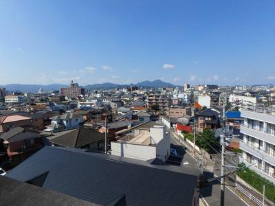 【展望】ハイツ京霧ヶ丘