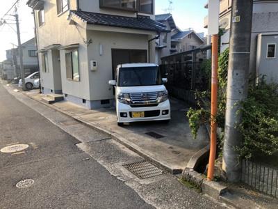 【駐車場】山﨑貸家