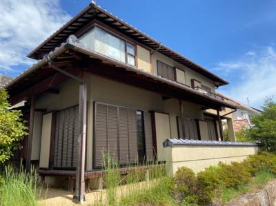 【外観】奈良市松陽台 中古戸建