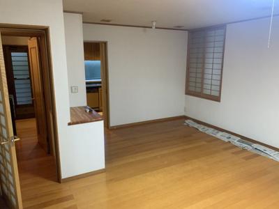 【居間・リビング】奈良市松陽台 中古戸建
