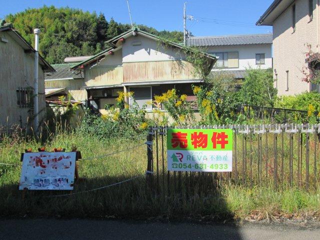 藤枝市時ケ谷売り土地