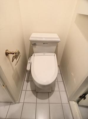 THE APARTMENT(1LDK) トイレ