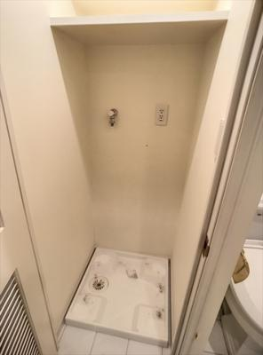 THE APARTMENT(1LDK) 室内洗濯機置場
