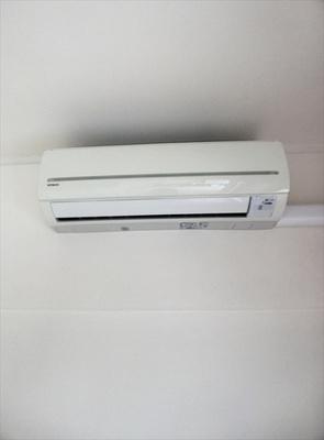 THE APARTMENT(1LDK) エアコン