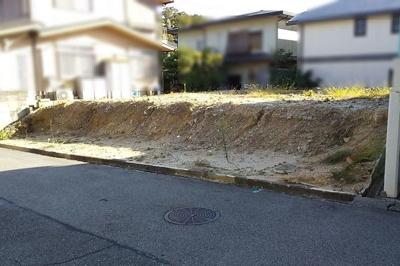 【外観】垂水区神陵台9丁目 土地