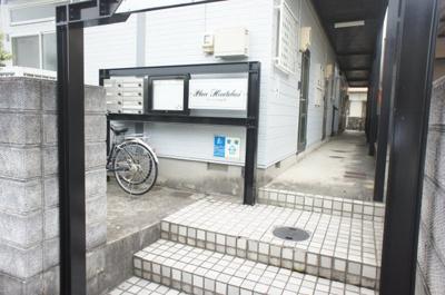 【エントランス】プレース平田橋