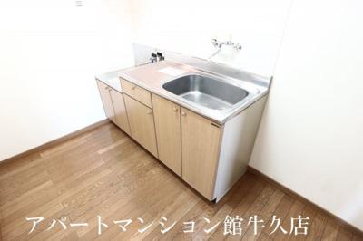 【キッチン】ヴィラージュ牛久