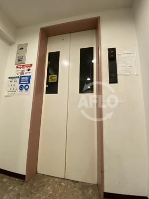 昭和グランドハイツ第二菅栄 エレベーター