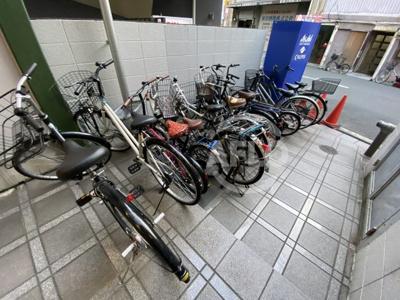 昭和グランドハイツ第二菅栄 駐輪場