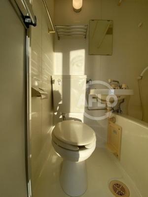 昭和グランドハイツ第二菅栄 トイレ