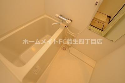 【浴室】クリアルーチェ