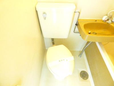 【トイレ】アンフィニィ西河原