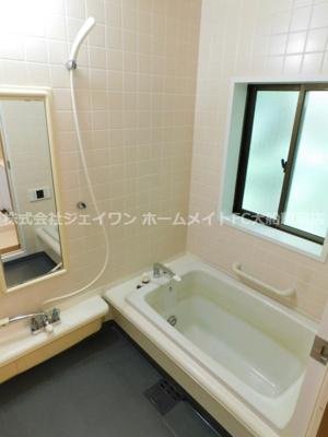 【浴室】ビュウヒルズ