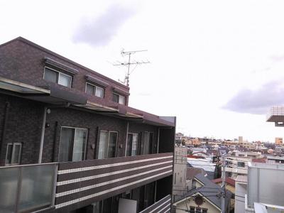 【展望】ディアレイシャス三軒茶屋
