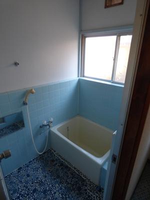 【浴室】池田貸家