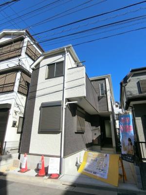 【外観】堀切6丁目新築戸建