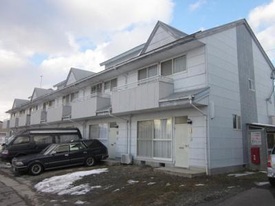 【外観】タウンハウス横塚