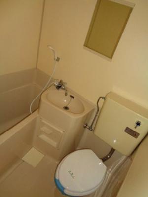 【浴室】マンションサンローズ