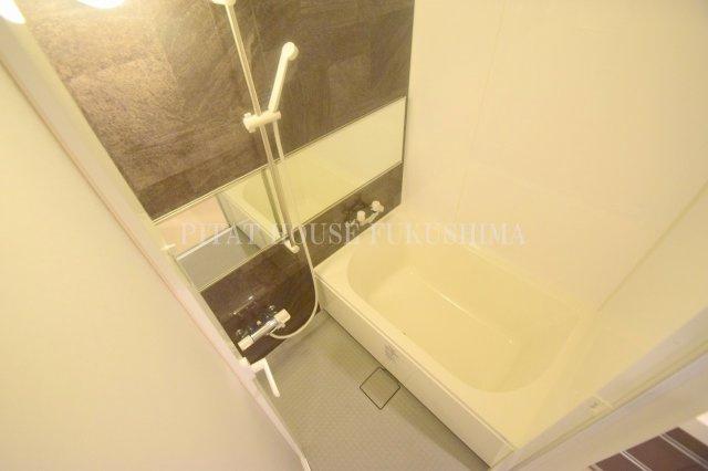 【浴室】プラムコート