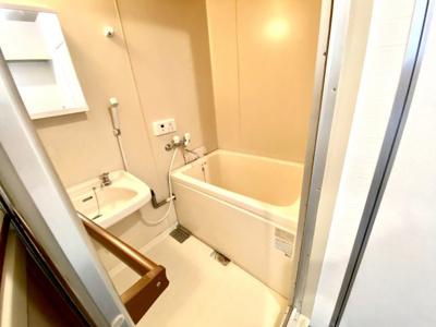 【浴室】プレジール箕島