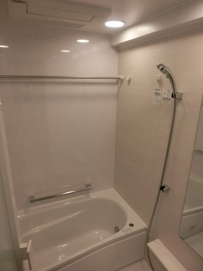 【浴室】パークホームズ月島二丁目