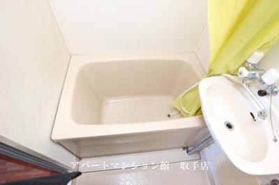 【浴室】シティコーポ佐藤A