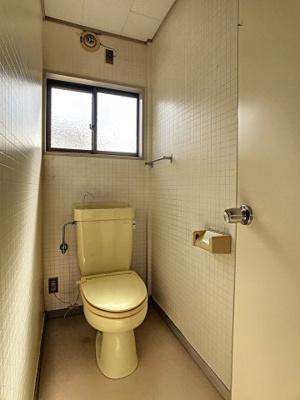 【トイレ】幡生貸家
