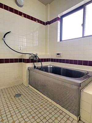 【浴室】幡生貸家
