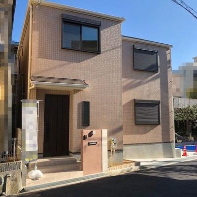 【外観】《》神戸市垂水区千代ヶ丘1丁目 新築戸建
