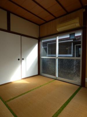 【和室】文京台3丁目貸家