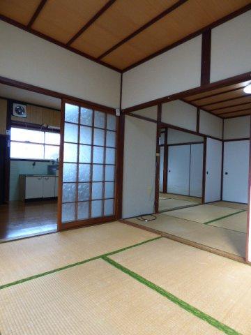 【内装】文京台3丁目貸家