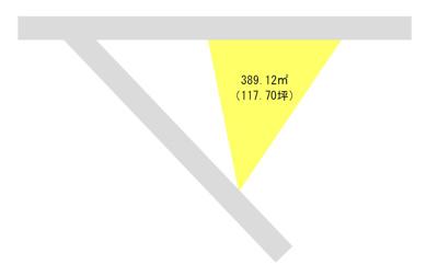 【外観】【売地】河西中学校区・56629