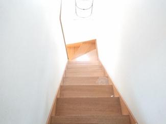 【階段】現状になります。