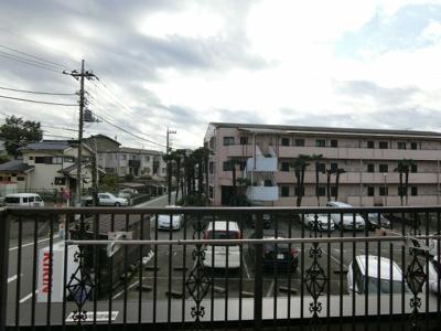 【展望】キョーワハウス拝島Ⅱ