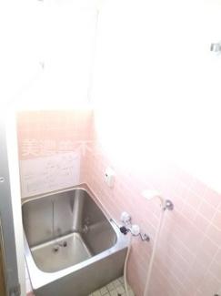 【浴室】55755 岐阜市若福町中古戸建て