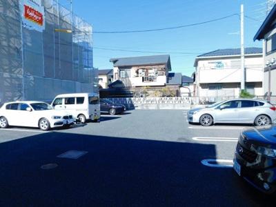 【駐車場】シェ・コパン