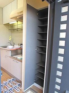 【玄関】幸ハイツ-デザインリフォーム賃貸アパート