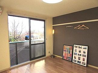 【居間・リビング】幸ハイツ-デザインリフォーム賃貸アパート