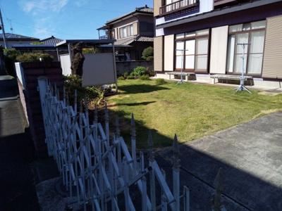 【庭】吉井町吉井の中古戸建