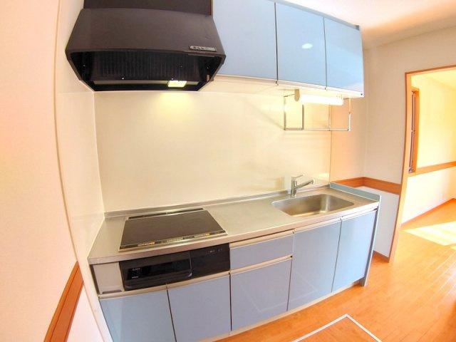 【キッチン】サンガーデン南口3