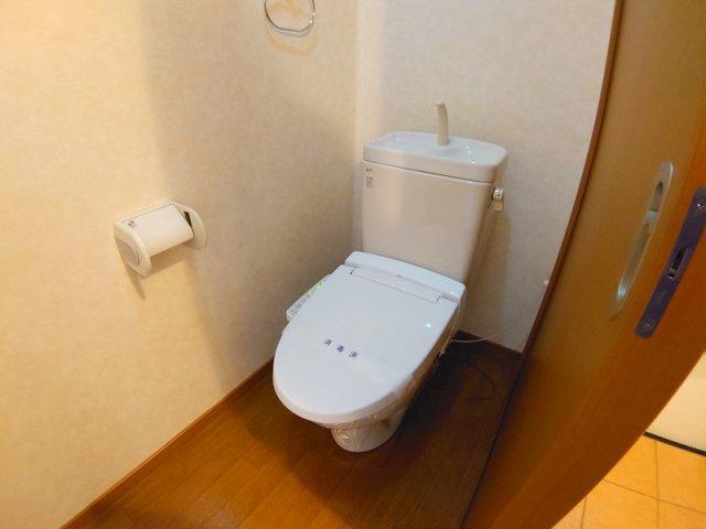 【トイレ】サンガーデン南口3