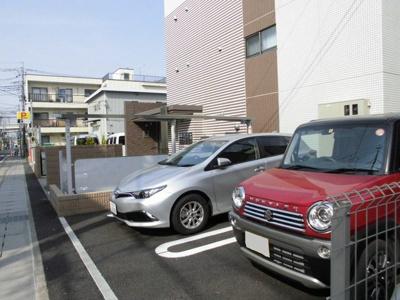 【駐車場】クレメント武蔵浦和