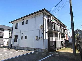 【外観】クレストコトーB棟