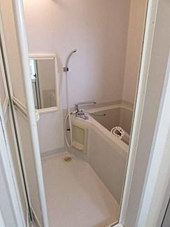 【浴室】クレストコトーB棟