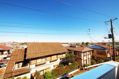【展望】小田急線「百合ヶ丘」駅 新築一戸建 2号棟