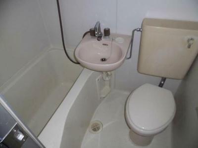 【浴室】メゾン・ド・フレーズ