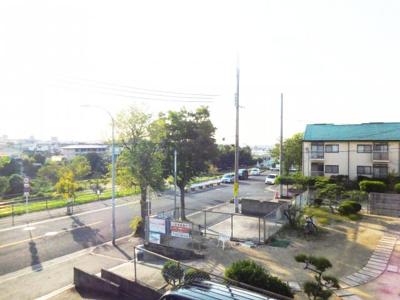 【展望】スカイハイツ置田