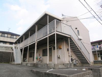 【外観】スカイハイツ置田