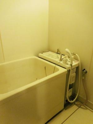 【浴室】スカイハイツ置田