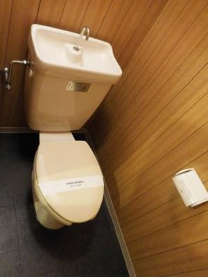 【トイレ】スカイハイツ置田
